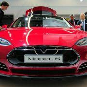 Elektroauto-Hersteller Tesla gibt seine Technologie frei (Foto)