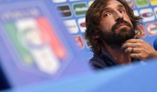Andrea Pirlo will Italien noch einmal zum Weltmeistertitel führen. (Foto)
