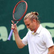 Viertelfinal-Aus für Gojowczyk in Halle (Foto)