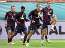 Können die Engländer Italien besiegen? (Foto)
