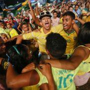 ZDF bedauert Panne beim WM-Start (Foto)