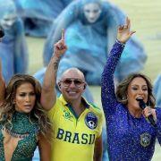 Der Soundtrack der WM:«La La La» und dicke Dinger (Foto)