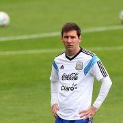 Für Argentinien und Messi gilt:Jetzt oder nie (Foto)