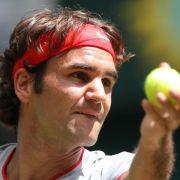 Federer in Halle kampflos im Halbfinale (Foto)