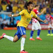 Brasilien feiert Neymar: «Glücklicher als erträumt» (Foto)