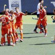 Niederlande und Australien im Finale der Hockey-WM (Foto)