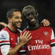 Franzose Sagna wechselt von Arsenal zu Manchester City (Foto)