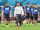 England und Italien bereit für ihren WM-Auftakt (Foto)