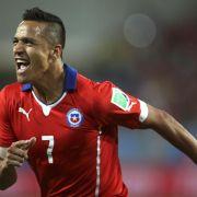 Geheimfavorit Chile zittert sich zum Erfolg (Foto)