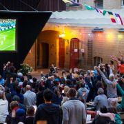 Fast die Hälfte der TV-Zuschauer verfolgt Spaniens WM-Pleite (Foto)
