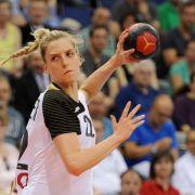 DHB-Frauen nach 31:16 gegen Mazedonien Gruppensieger (Foto)