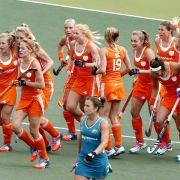 Niederlande gewinnt siebten WM-Titel im Damen-Hockey (Foto)