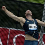 Diskus-Olympiasieger Harting triumphiert in New York (Foto)