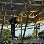 90.000 feiern Panik-Party mit Udo Lindenberg (Foto)