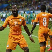 Gelungener WM-Start für Elfenbeinküste: 2:1 gegen Japan (Foto)