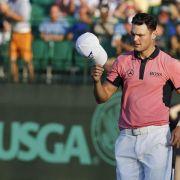 Kaymer bei US Open vor Schlussrunde weiter in Führung (Foto)