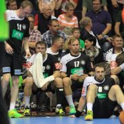 Handballer am Tiefpunkt: Heuberger zum Rapport (Foto)