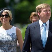 Niederländisches Königspaar hat Ärger in Griechenland (Foto)
