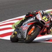 Moto2: Cortese und Folger landen in Barcelona im Kies (Foto)