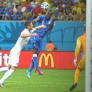 Tropenschock für England: Balotellis Dschungelparty (Foto)