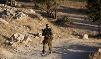 Israel beschuldigt Hamas der Entführung von Jugendlichen (Foto)
