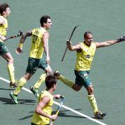Australische Hockey-Herren gewinnen WM-Titel (Foto)
