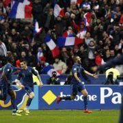 Frankreich gegen Honduras live im ZDF (Foto)