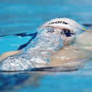 EM-Test: Doppelsiege für Schwimmer Diener und Lebherz (Foto)