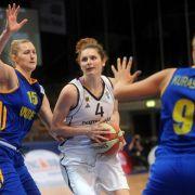 Basketball-Damen verlieren drittes Spiel in EM-Quali (Foto)