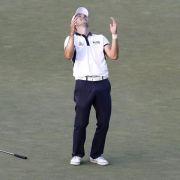 Kaymer gewinnt als erster Deutscher Golfer US Open (Foto)