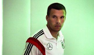Kommt Lukas Podolski zurück in die Fußball-Bundesliga? (Foto)