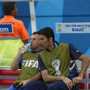 «Alarm Buffon» - Italien sorgt sich um seinen Kapitän (Foto)