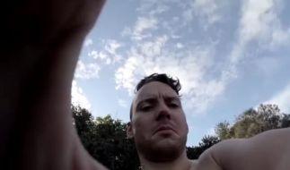 Terry Tufferson - wer wird ihm gleich vor die Linse schwimmen? (Foto)