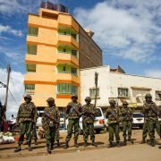 Safariparadies oder Angstziel? - Kenias Terror legt Tourismus lahm (Foto)