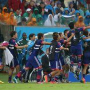 Spitznamen der WM-Teams:«Wüstenfüchse» und «Blaue Samurai» (Foto)