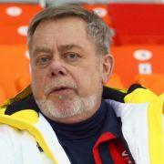 DESG-Präsident Heinze weist Pechstein-Kritik zurück (Foto)
