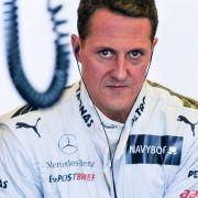 Bleibt Michael Schumacher Invalide? Düstere News für Schumi (Foto)