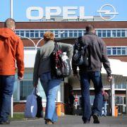 Eisiges Schweigen für Opels Ausstiegspläne in Bochum (Foto)