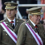 Spaniens Thronwechsel im ZDF (Foto)