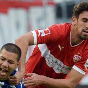 RB Leipzig holt «kleinen» Khedira vom VfB Stuttgart (Foto)