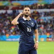 Benzema: «Will einfach nur meinen Fußball spielen» (Foto)