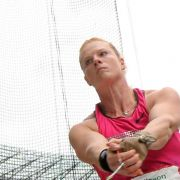 Hammerwurf-Weltrekordlerin Heidler siegt in Ostrau (Foto)