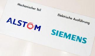 Siemens und Mitsubishi kontern GE-Angebot für Alstom (Foto)