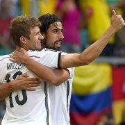 Team und Typen! DFB-Elf ist reif für den Titel (Foto)