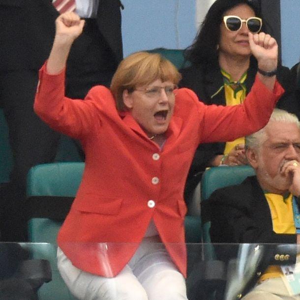 Keine WM ohne Merkel - und was uns das kostet (Foto)