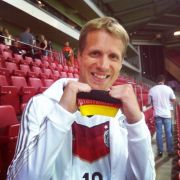 Oliver Pocher ist live in Brasilien, um unsere deutsche Mannschaft siegen zu sehen.