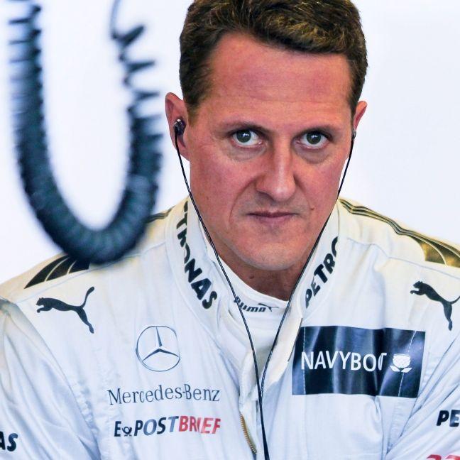 Schumi wird nicht mehr gesund, sagt Formel-1-Arzt Hartstein (Foto)