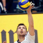 Volleyballer Gontariu kehrt nach Friedrichshafen zurück (Foto)