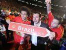 Wohin führt die Reise des belgischen Nationaltrainers Marc Wilmots und seines Teams in Brasilien? (Foto)