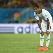 Ghanas WM-Fehlstart trotz flotter Sprüche (Foto)